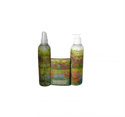 GARDEN BREEZE- LOTION SOAP AND MIST