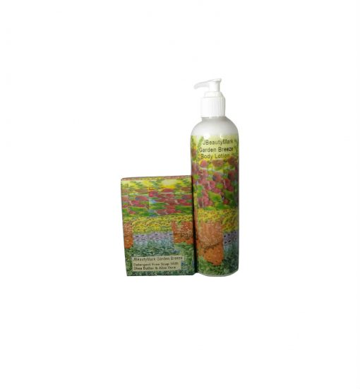 GARDEN BREEZE- LOTION AND SOAP