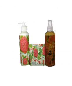 LOVELUST Mist Soap and Lotion Set