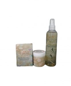 Butterfly soap mist and butter