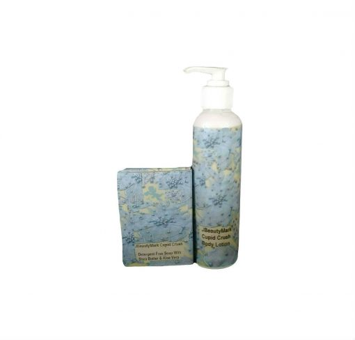 CUPID CRUSH- SOAP AND LOTION