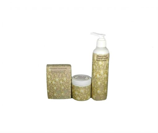 Charmbracelet- soap butter and lotion