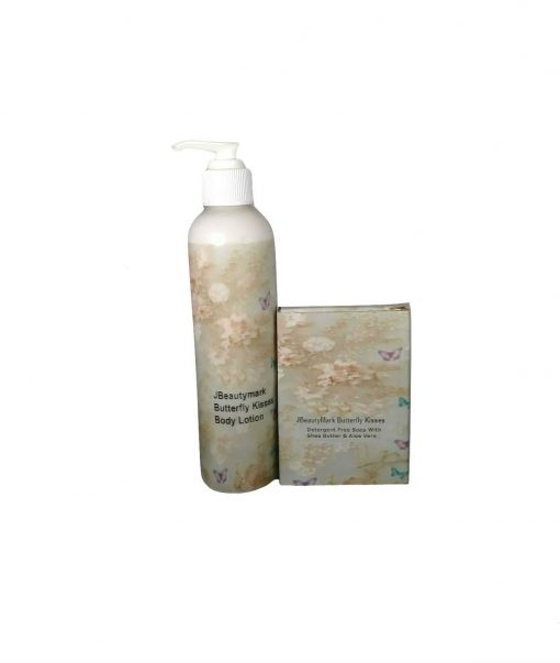 butterfly kisses- Lotion and Soap