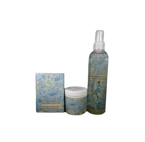 cupid crush - mist soap and butter