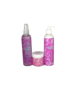 PINK PASSION- butter, mist, lotion gift set